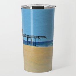 Frisco Pier Travel Mug