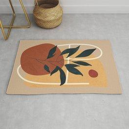 Abstract Shapes No.16 Rug
