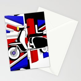Scooter UK Stationery Cards