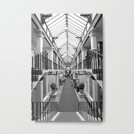 Clifton Arcade Metal Print