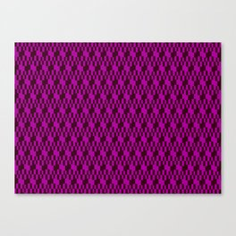 3D Optical Illusion Pattern Canvas Print