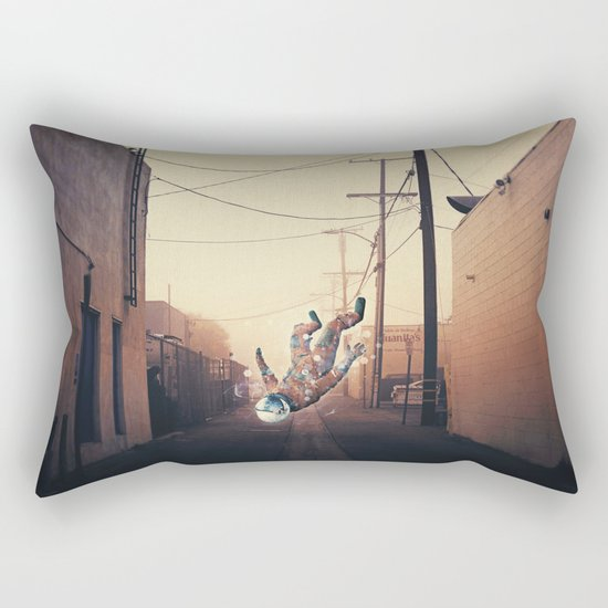 Breach Rectangular Pillow