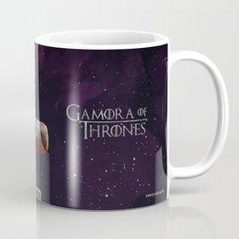 Gamora of Thrones Coffee Mug