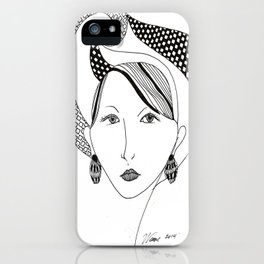 Beauty's Where you Find it iPhone Case