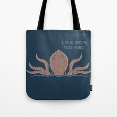 Monster Issues - Kraken Tote Bag