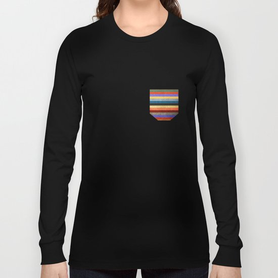 Crazy Stripes Long Sleeve T-shirt