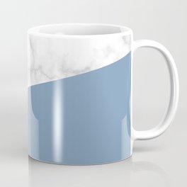 marble and ocean blue Coffee Mug