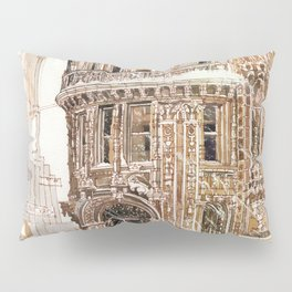 Winter in NYC Pillow Sham