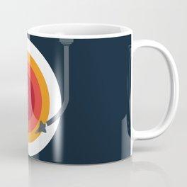 Space Vinyl Coffee Mug