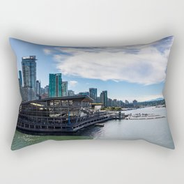 Port of Vancouver Rectangular Pillow
