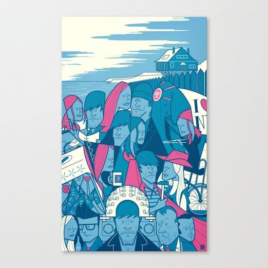 Lacuna Canvas Print