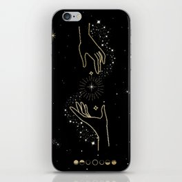 The Starlight Guide iPhone Skin