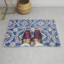 Art Beneath Our Feet - Ancona, Italy Rug