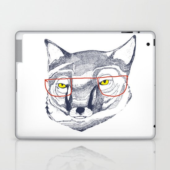 Mr Fox Laptop & iPad Skin