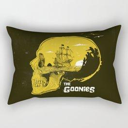 The Goonies art movie inspired Rectangular Pillow
