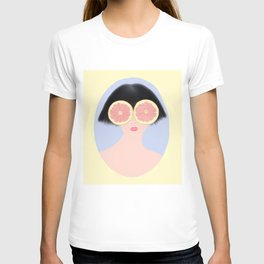 CITRUS & GIRL T-shirt