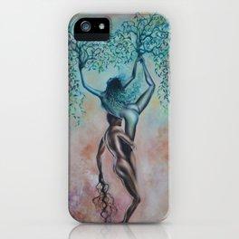 Symbiotic Synapses iPhone Case