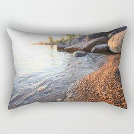 Georgian Bay Decor. Rectangular Pillow