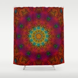 Slyce... Shower Curtain