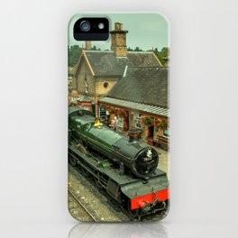Bradley Manor at Arley iPhone Case