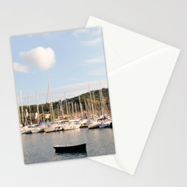 Italy at Summertime Stationery Cards