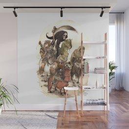 Four Horsemen Wall Mural