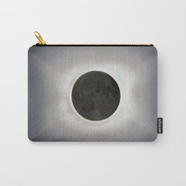 Total Eclipse by  OLena Art Carry-All Pouch