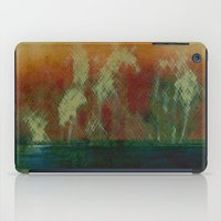 oasis iPad Cases featuring Oasis by Fernando Vieira