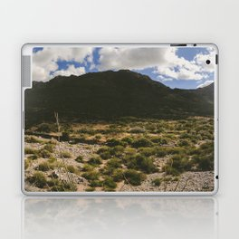 A Hike Through The Franklin Mountains Laptop & iPad Skin