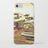 cuba iPhone & iPod Cases featuring Cuba cars by gabyjalbert