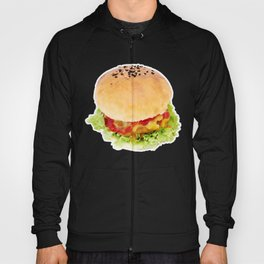 Hamburger Hoody