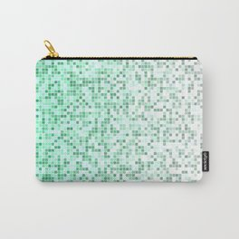Bathroom pixels Carry-All Pouch
