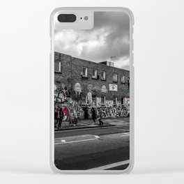 East End London Clear iPhone Case