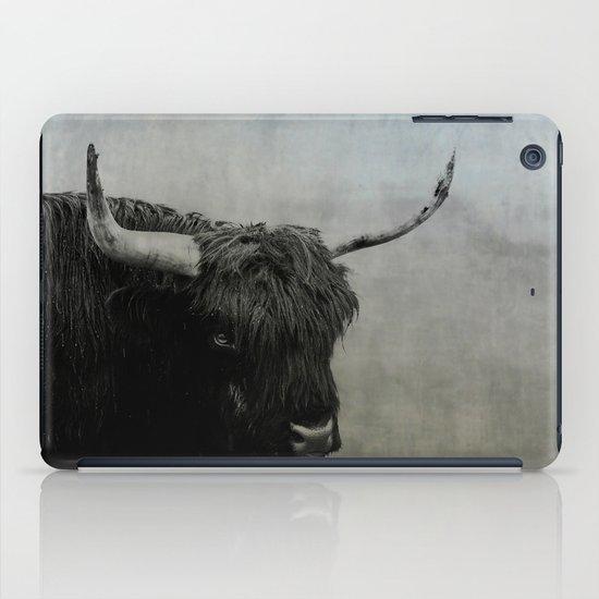 The Lumbering Beast  iPad Case