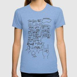 ROCK & ROLL QUEEN T-shirt