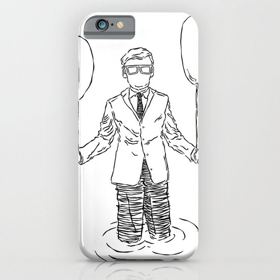 Wait & See What Happens Next iPhone & iPod Case