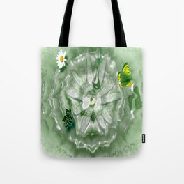 Natures Ripple Tote Bag