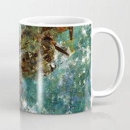 Grunge Dynamics 040 B17G Flying Fortress Coffee Mug