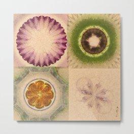 Carpincho Wraith Flower  ID:16165-041255-38370 Metal Print