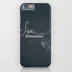 space - from another dimension Slim Case iPhone 6s