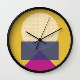 Cirkel is my friend V5 Wall Clock