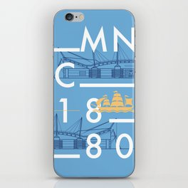 Etihad Stadium - Manchester City iPhone Skin