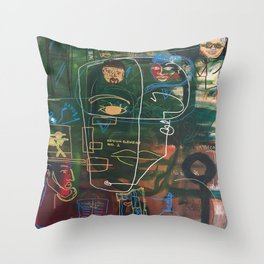 BLACK FRIDAY Throw Pillow