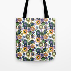 King of Carrot Flowers Tote Bag