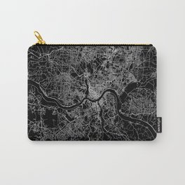 Cincinnati map Carry-All Pouch
