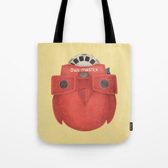Owl-Master Tote Bag