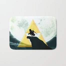 Zelda Horse Bath Mat