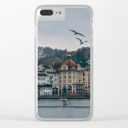 movement in time Clear iPhone Case