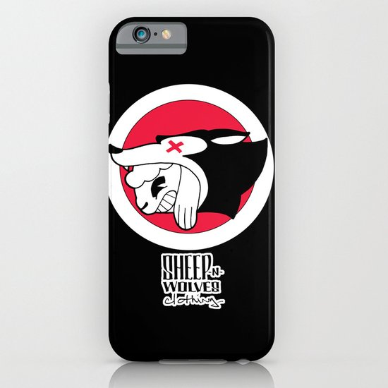 Sheep-n-Wolves Clothing iPhone & iPod Case