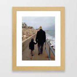 Daddy-O Framed Art Print